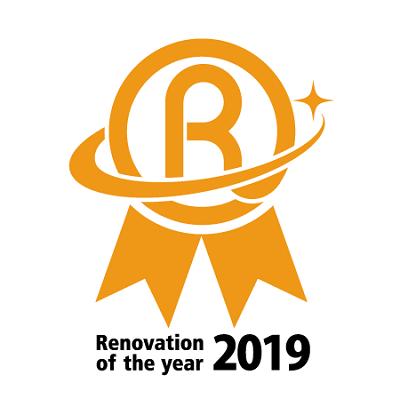 リノベーション・オブ・ザ・イヤー2019ロゴ